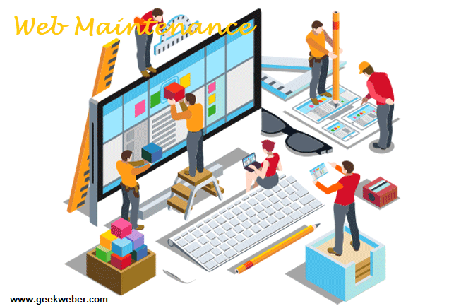 Website-Maintanance