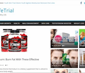 Healthylifetrial